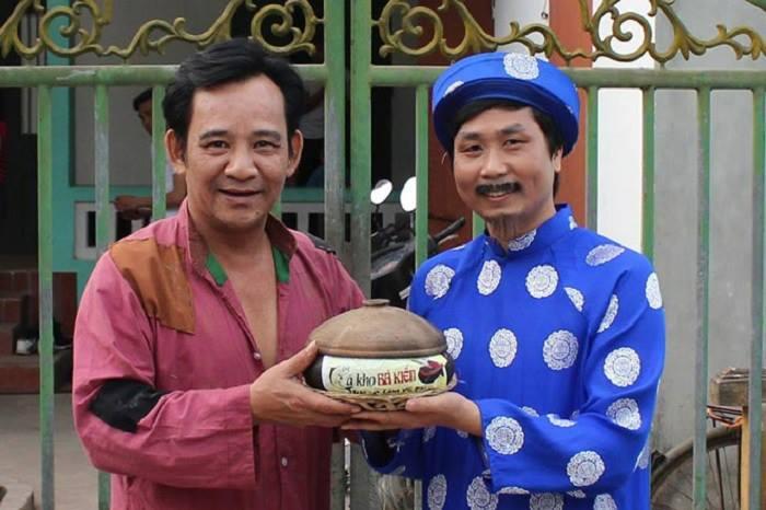 Quà Tết cá kho làng Vũ Đại vừa sang trọng vừa thân tình.