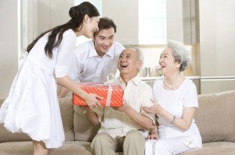 Top 10 món quà biếu người già trong ngày Tết.