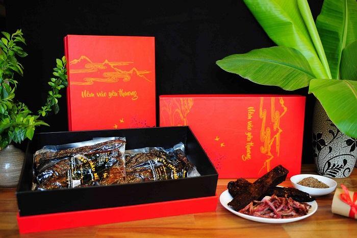 Những món đặc sản khiến gia đình có cơ hội thưởng thức những món ngon mới.