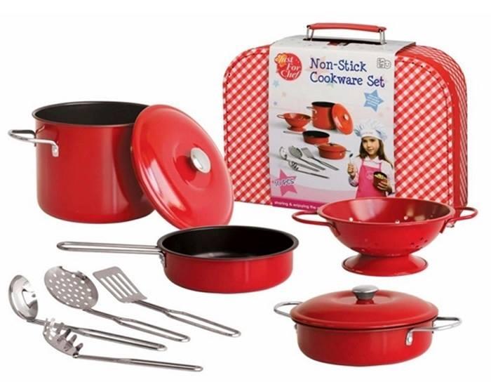 Tặng mẹ vợ dụng cụ đồ bếp để chế biến những món ăn ngon chăm sóc gia đình