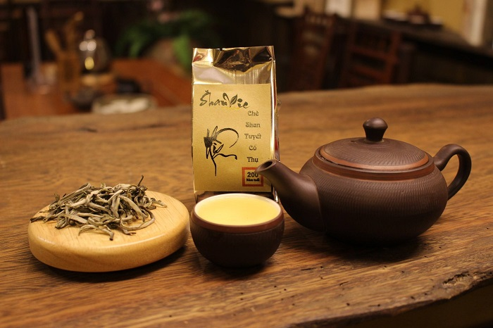 Tặng trà cho thông gia chúc tình thông gia thêm ấm áp.