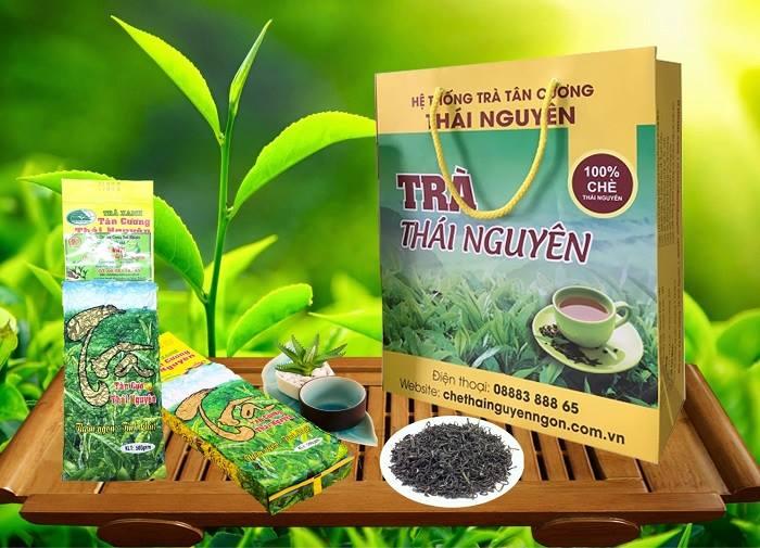"""Trà Tân Cương vốn được tôn vinh là """"Đệ nhất danh trà""""."""