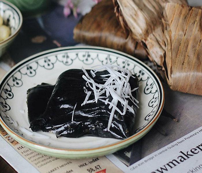Bánh gái Tứ Trụ - Món quà ngày Tết dẻo thơm, hấp dẫn